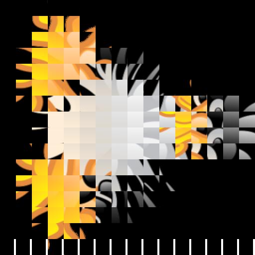 Illustration de la méthode diviser pour régner
