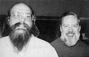 Ken_Thompson et  Dennis_Ritchie