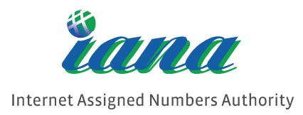 Logo IANA