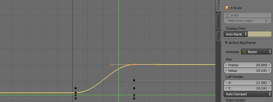 Menu graph editor