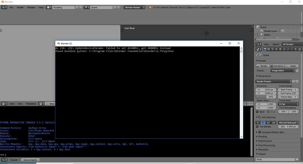 Configuration Scripting finale