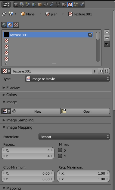 Image Mapping