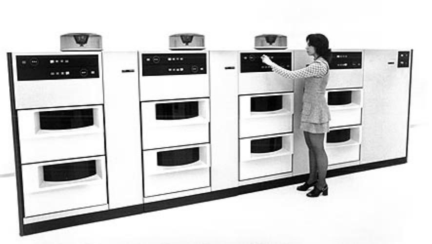 L'IBM 3330
