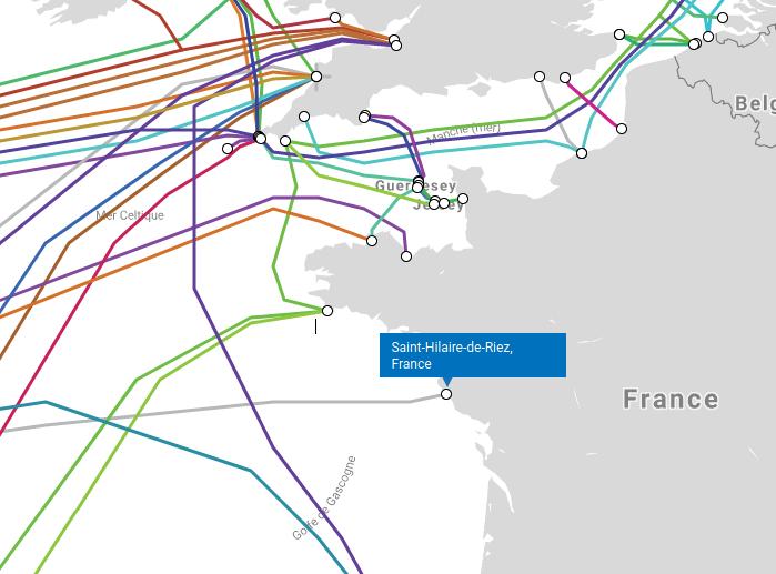 Le câble de Saint-Hilaire