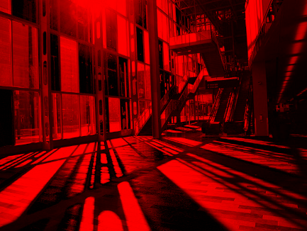 Image avec uniquement la couche Rouge