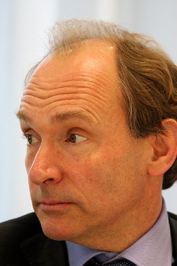 Photo de Tim Berners-Lee
