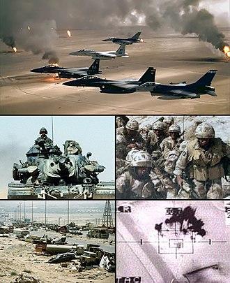 Guerre du Golfe